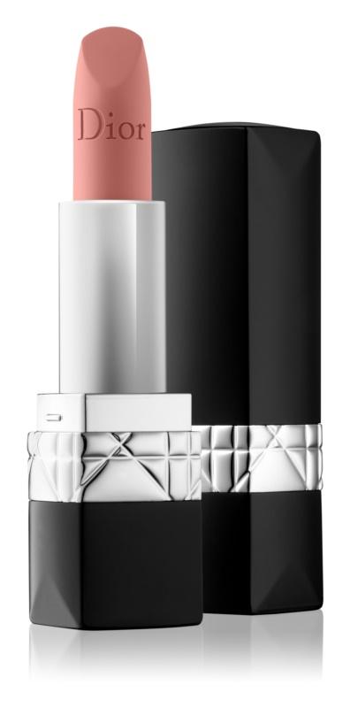 Dior Rouge Dior luxusný vyživujúci rúž