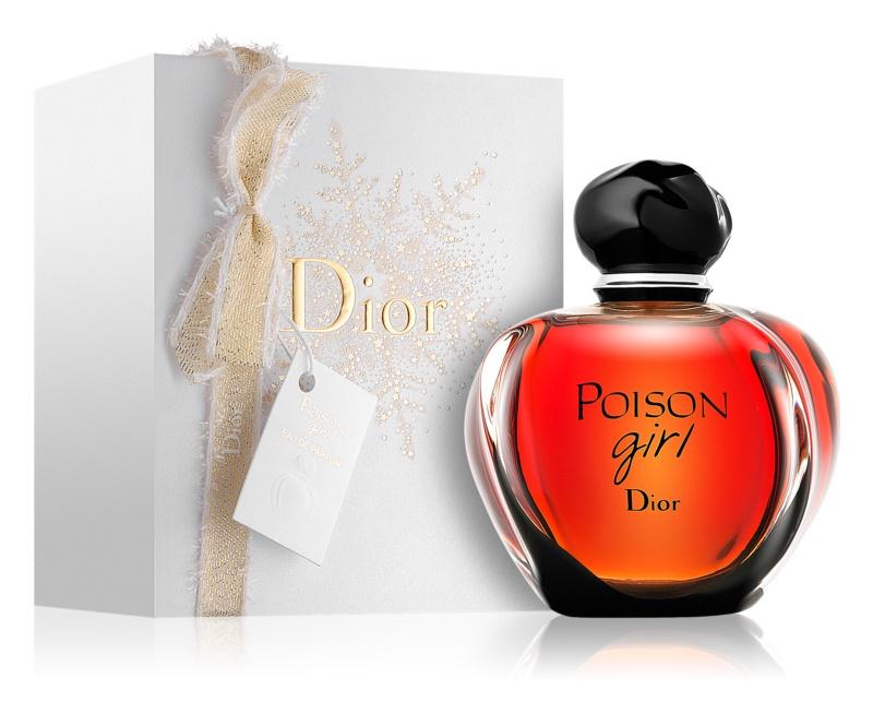 Dior Poison Girl Eau de Parfum for Women 100 ml Gift Box