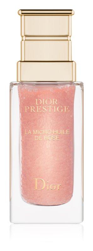Dior Dior Prestige La Micro-Huile de Rose regeneračné pleťové sérum