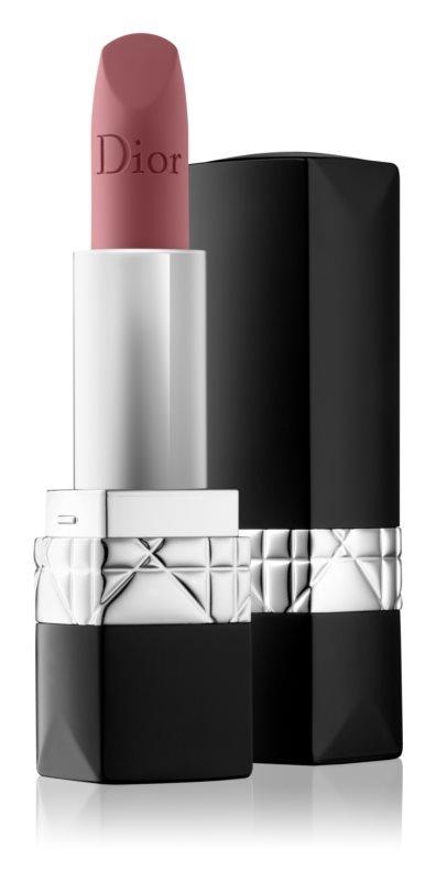 Dior Rouge Dior luxusní pečující rtěnka
