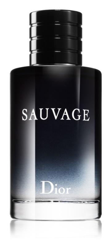 Dior Sauvage parfumovaná voda pre mužov 100 ml