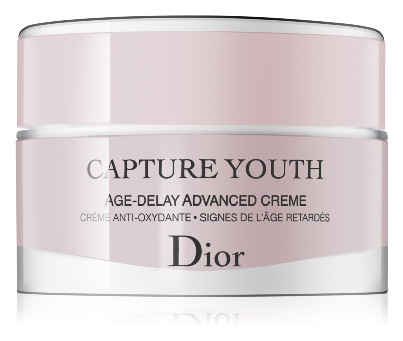 Dior Capture Youth Age-Delay Advanced Creme crema de zi pentru aparitia primelor riduri