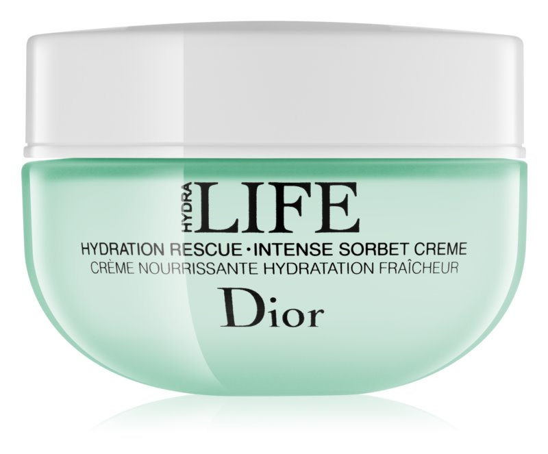 Dior Hydra Life Hydration Rescue Intensief Hydraterende Crème