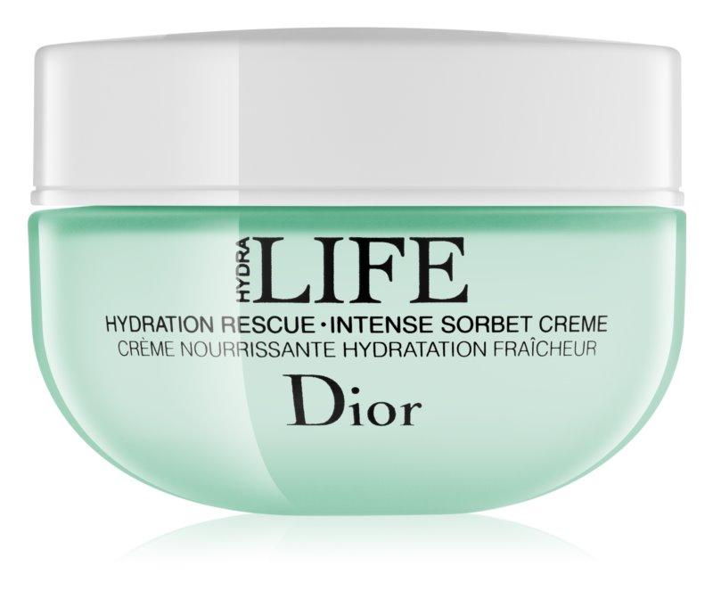 Dior Hydra Life Hydration Rescue intenzivní hydratační krém