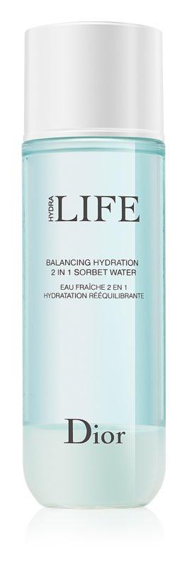 Dior Hydra Life Balancing Hydration hydratačné tonikum 2 v 1