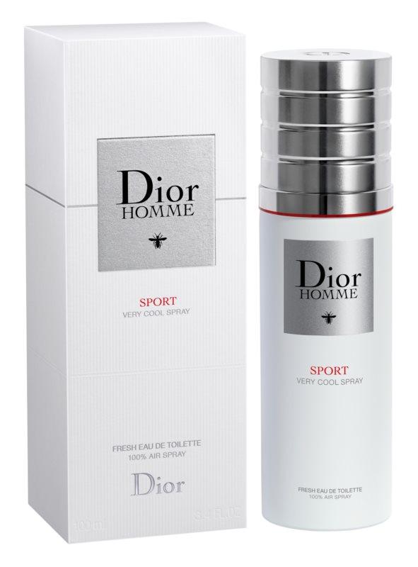 Dior Homme Sport toaletna voda za moške 100 ml v pršilu