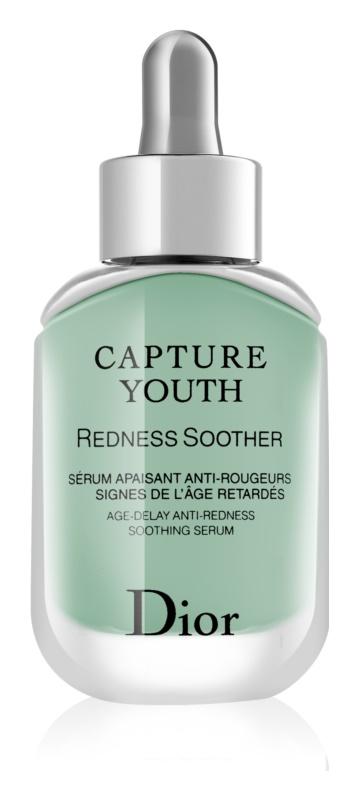 Dior Capture Youth Redness Soother upokojujúce sérum proti začervenaniu pleti