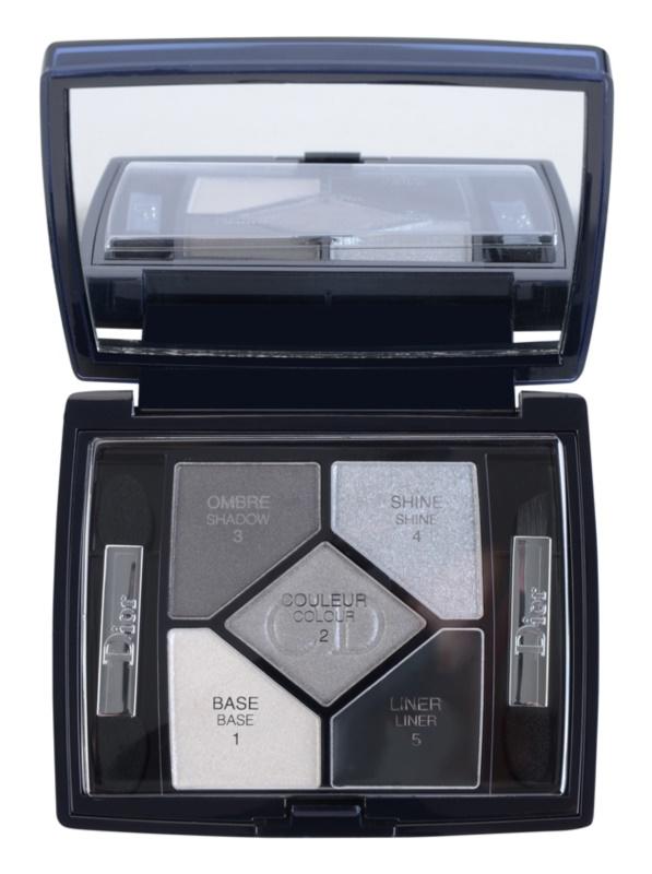 Dior 5 Couleurs Designer paleta očných tieňov