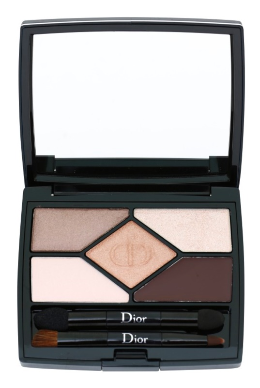 Dior 5 Couleurs Designer paleta profesionálních očních stínů