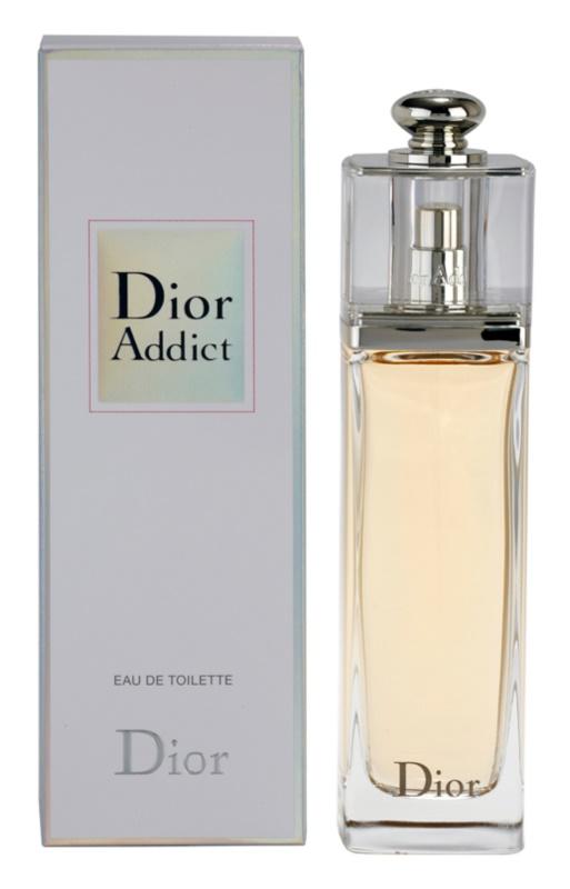 Dior Dior Addict Eau de Toilette para mulheres 100 ml