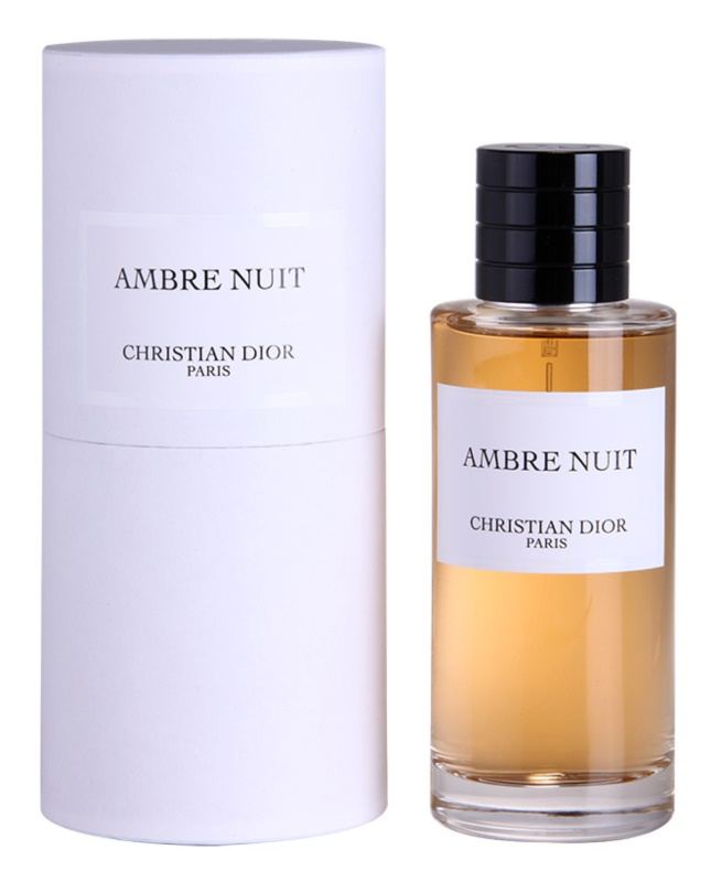 Dior La Collection Privée Christian Ambre Nuit Eau de Parfum unisex 125 ml