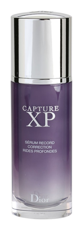 Dior Capture XP vyhlazující sérum proti vráskám