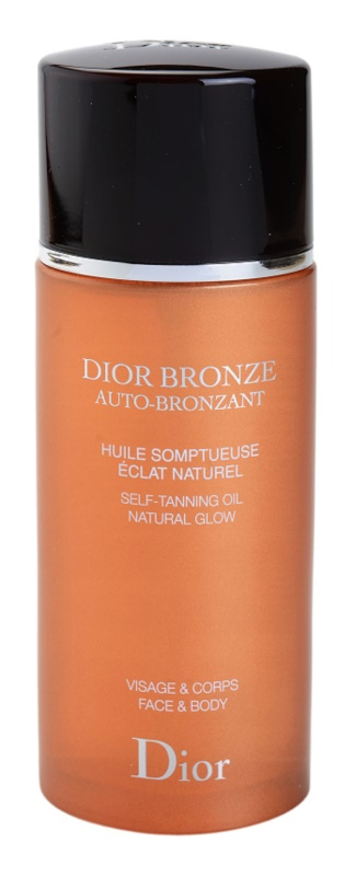 Dior Dior Bronze Auto-Bronzant Self-Tanning Oil for Face and Body