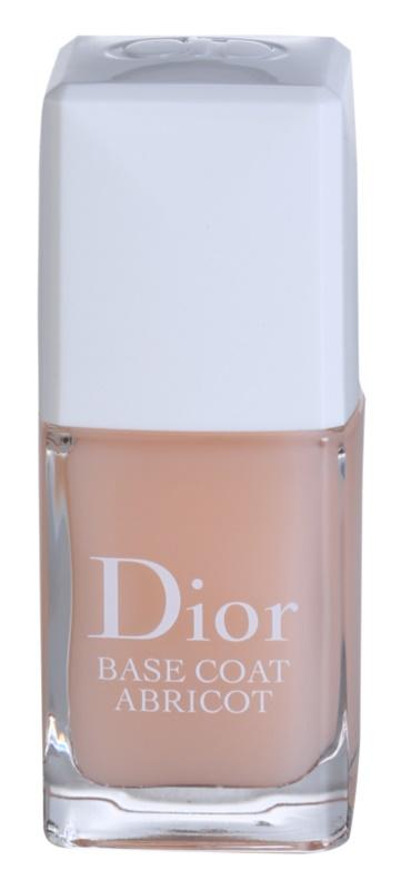 Dior Base Coat Abricot podkladový lak na nehty