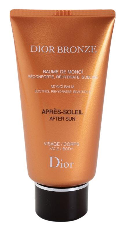 Dior Dior Bronze crème après-solaire visage et corps