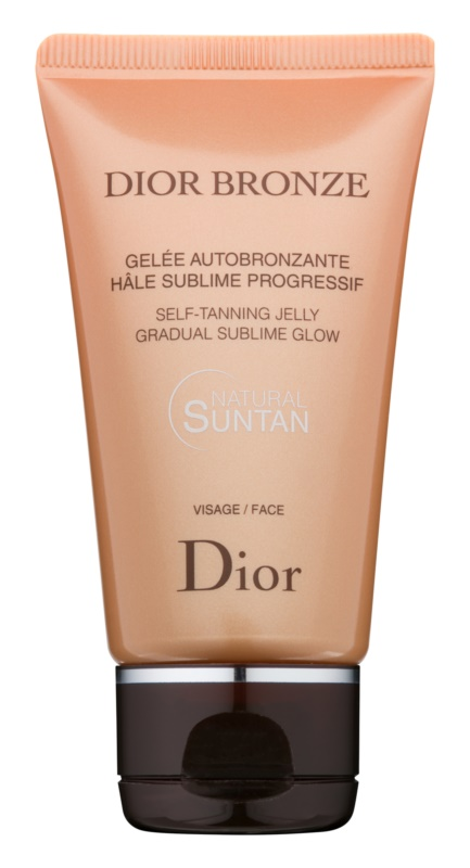 Dior Dior Bronze Self Tan Gel For Face