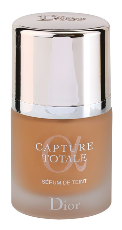 Dior Capture Totale Foundation with Anti-Wrinkle Effect