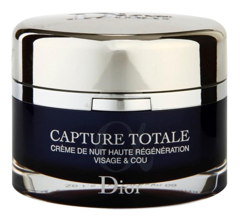 Dior Capture Totale crema de noche revitalizante intensa