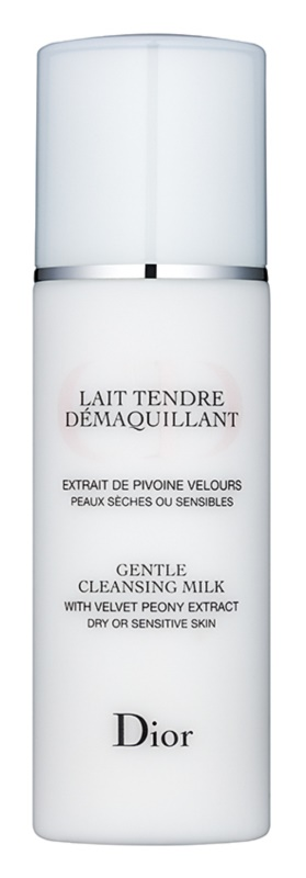 Dior Cleansers & Toners čisticí mléko pro citlivou a suchou pleť