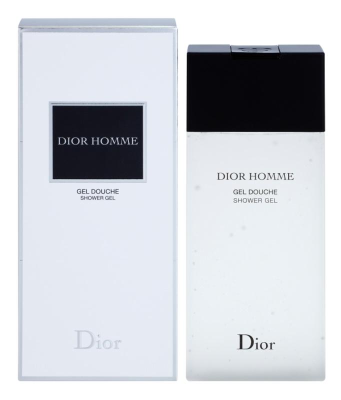 Dior Homme (2005) gel doccia per uomo 200 ml