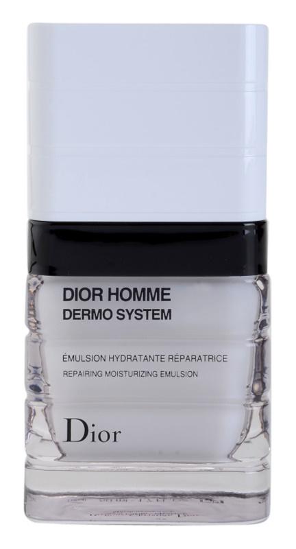 Dior Homme Dermo System megújító hidratáló emulzió