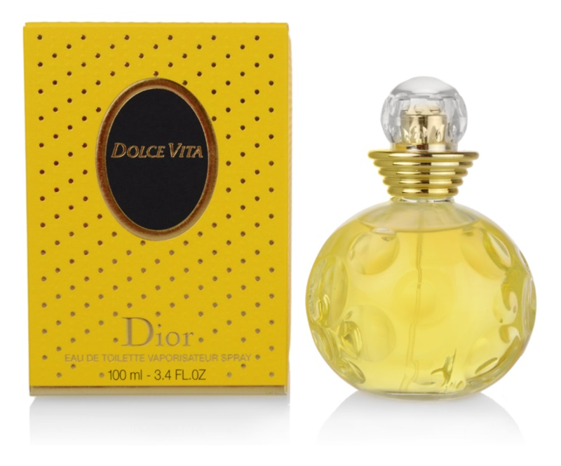 Dior Dolce Vita Eau de Toilette for Women 100 ml