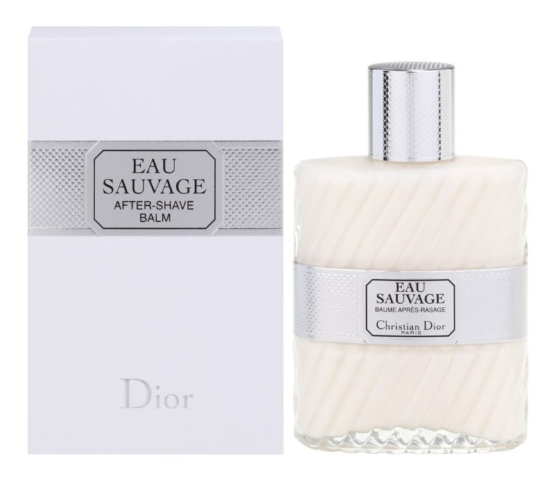 Dior Eau Sauvage After Shave Balm for Men 100 ml