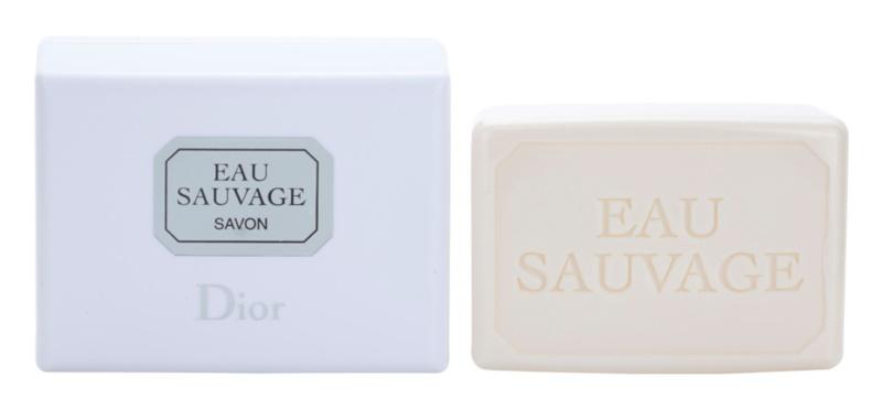 Dior Eau Sauvage parfémované mýdlo pro muže 150 g