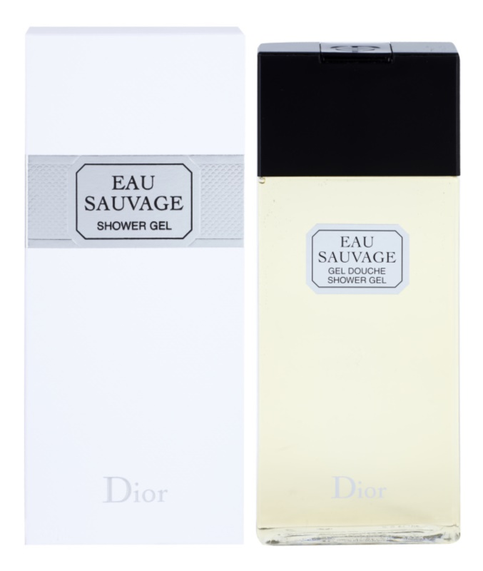 Dior Eau Sauvage Shower Gel for Men 200 ml