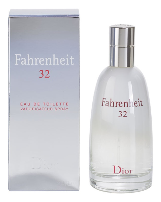 Dior Fahrenheit 32, Eau de Toilette for Men 100 ml | notino.co.uk