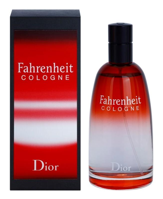 Dior Fahrenheit Cologne kölnivíz férfiaknak 125 ml
