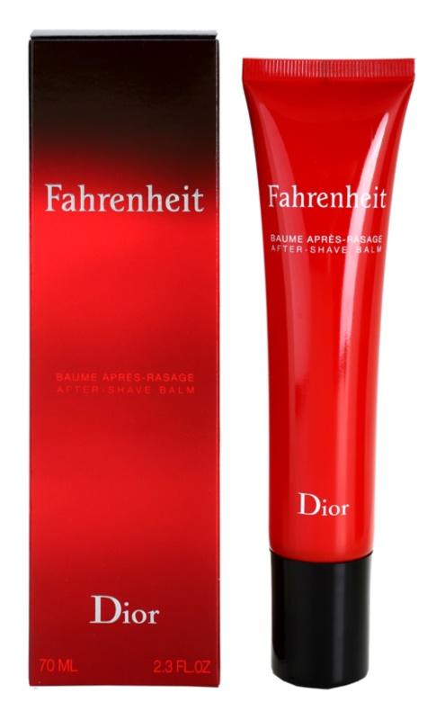 Dior Fahrenheit borotválkozás utáni balzsam férfiaknak 70 ml