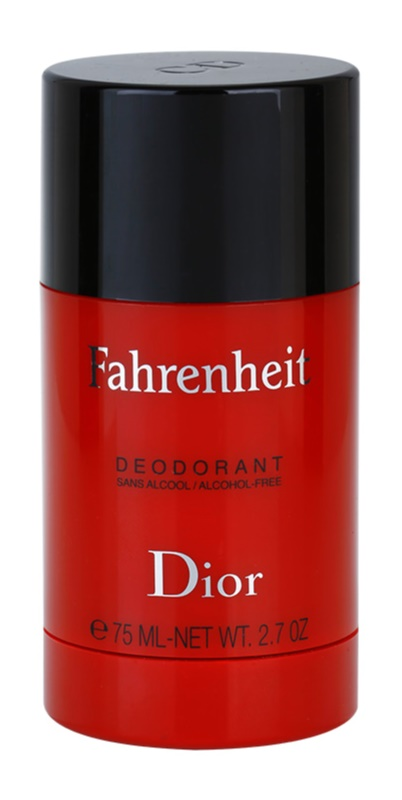 Dior Fahrenheit Deodorant Stick for Men 75 ml