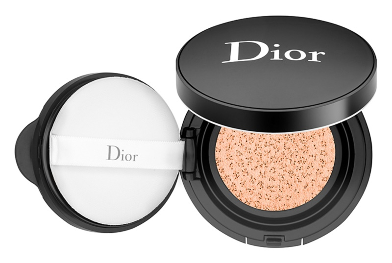 Dior Diorskin Forever Perfect Cushion matujúci make-up v hubke SPF 35