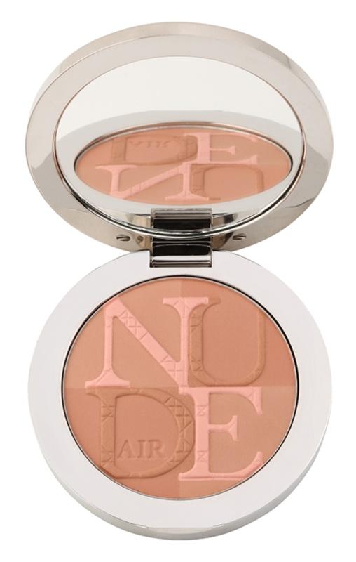 Dior Diorskin Nude Air Glow Powder rozjasňujúci púder pre zdravý vzhľad