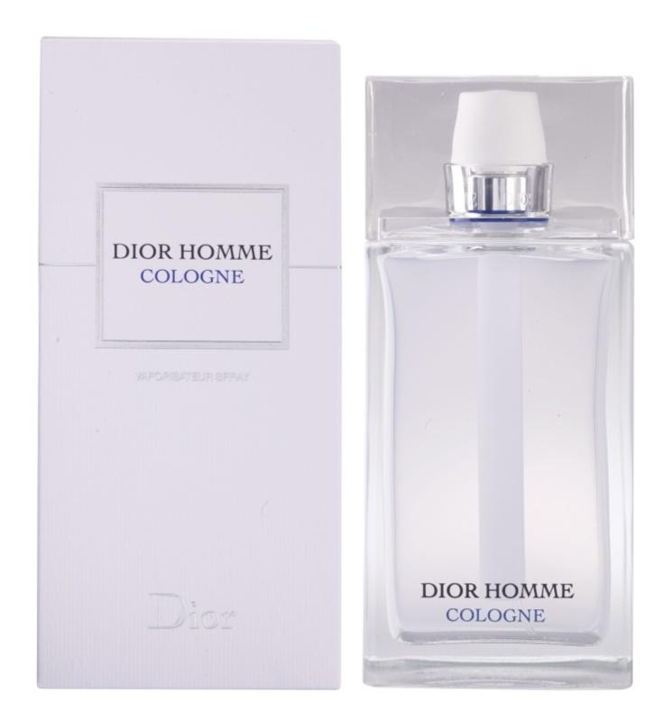 Dior Homme Cologne eau de cologne pentru barbati 200 ml