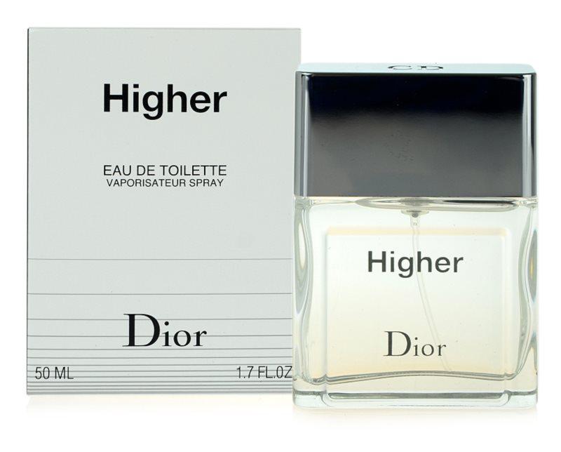 Dior Higher Eau de Toilette voor Mannen 50 ml