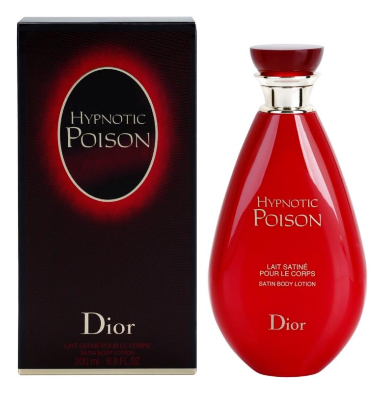 Dior Hypnotic Poison lapte de corp pentru femei 200 ml