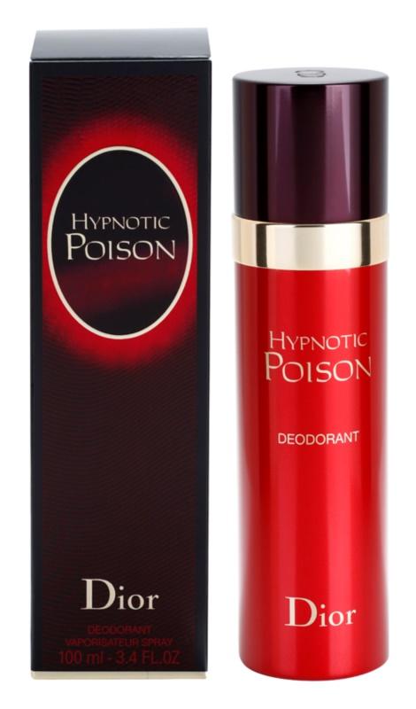Dior Hypnotic Poison Deo Spray voor Vrouwen  100 ml