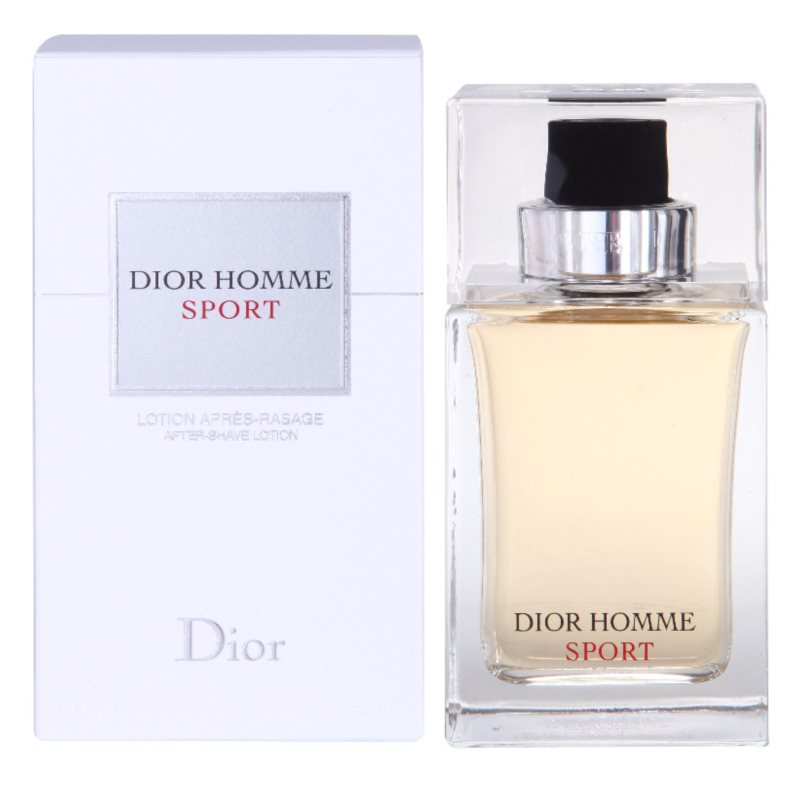 Dior Homme Sport Aftershave lotion  voor Mannen 100 ml