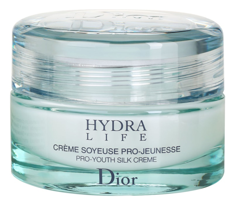 Dior Hydra Life Moisturising Cream For Normal To Dry Skin