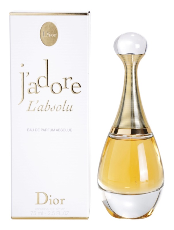 Dior J'adore L'absolu Eau de Parfum for Women 75 ml