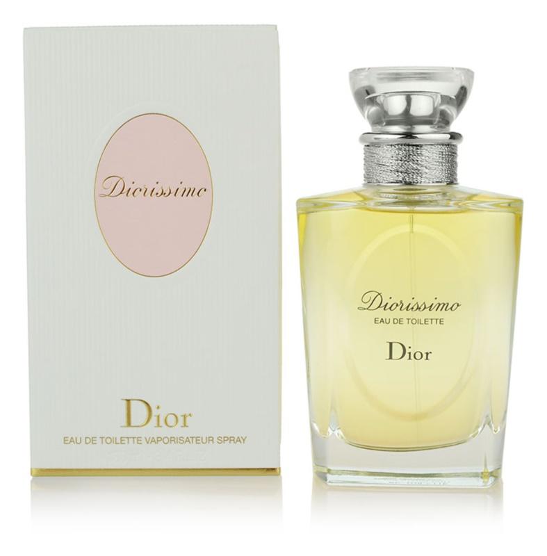 Dior Les Creations de Monsieur Diorissimo Eau de Toilette toaletní voda pro ženy 100 ml