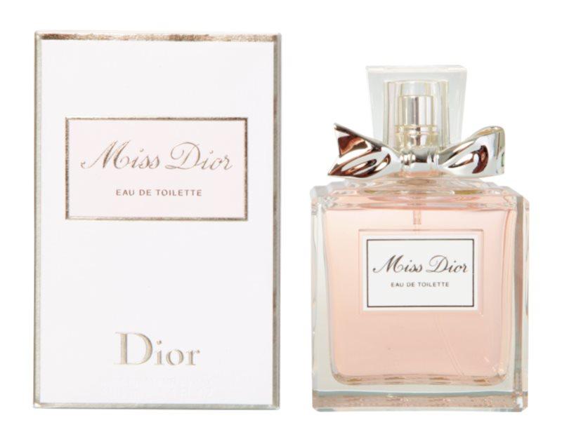 dior miss dior 2013 eau de toilette for women 100 ml. Black Bedroom Furniture Sets. Home Design Ideas
