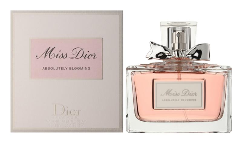 Dior Miss Dior Absolutely Blooming eau de parfum pentru femei 100 ml
