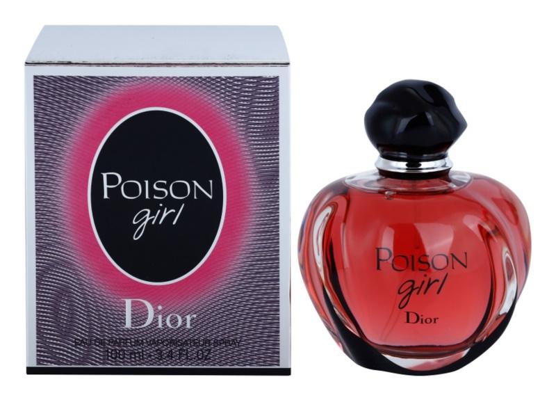 Dior Poison Girl Eau de Parfum für Damen 100 ml