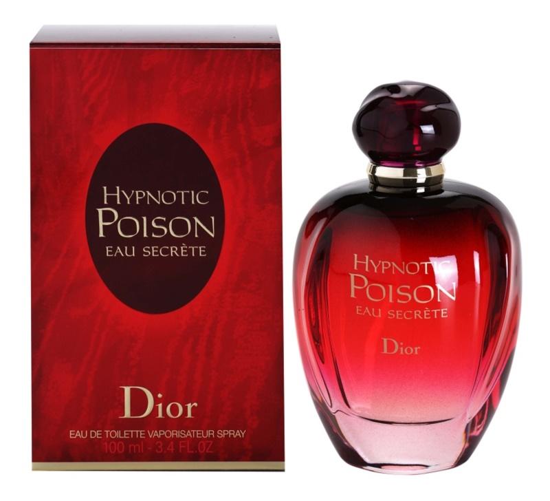 Dior Hypnotic Poison Eau Secrète toaletná voda pre ženy 100 ml
