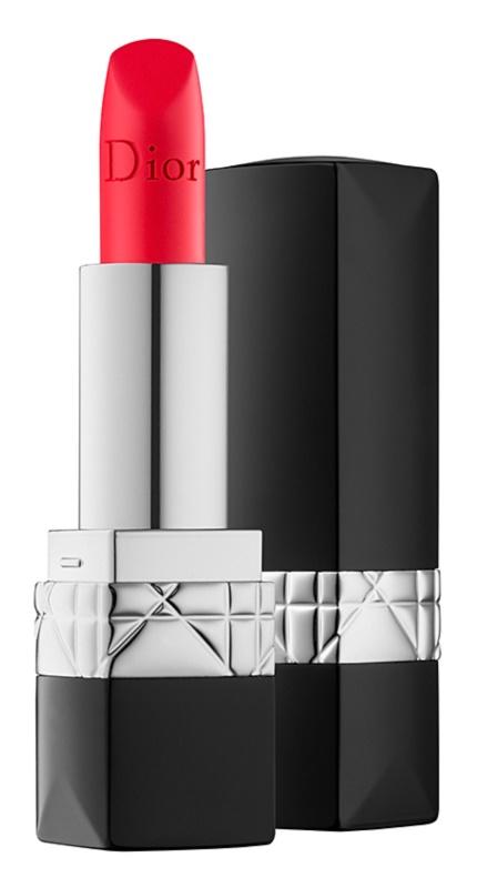 Dior Rouge Dior Luxe Verzorgende Lippenstift