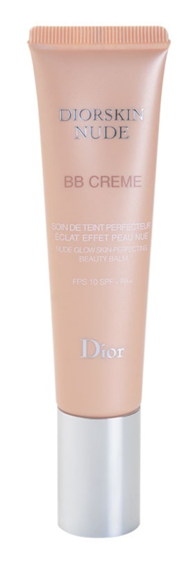 Dior Diorskin Nude crema BB cu efect de iluminare SPF 10