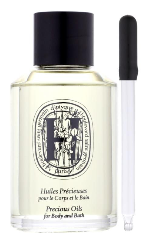 Diptyque Body Care aceite corporal para baño